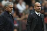 Mourinho trách trọng tài bỏ 2 quả 11m, Guardiola ca ngợi Claudio Bravo
