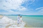 Ảnh cưới lãng mạn của cặp đôi nên duyên từ lúc 'thò lò mũi xanh'