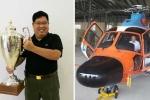 Hủy kế hoạch rước cúp bằng trực thăng của cổ động viên Hải Phòng