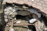 Cầu làm bằng xốp và cát: Cienco 5 Land phản bác, Sở GTVT Hà Nội vào cuộc