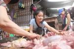 Bán thịt lợn giá rẻ bị hắt dầu luyn trộn chất thải: Hải Phòng chỉ đạo 'nóng'