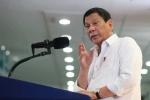 Tiết lộ lạm dụng thuốc giảm đau, nghị sỹ Philippines kêu gọi ông Duterte kiểm tra sức khỏe