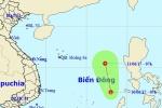Thời tiết chiều tối 10/6: Xuất hiện vùng áp thấp trên Biển Đông
