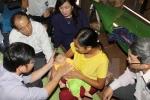 Em bé Việt Nam đầu tiên bị dị tật đầu nhỏ do virus Zika