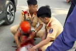 Nam thanh niên đâm vào cột điện chết: Công an truy tìm người phát tán tin sai lệch