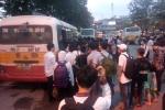 Nghỉ lễ Quốc khánh 2/9: Nơm nớp nỗi lo bến xe khách 'thất thủ'