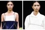 Nhà thiết kế Ý mang những trang phục làm từ nylon tới Tuần lễ thời trang Việt Nam
