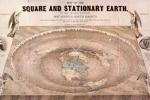 Bí ẩn tấm bản đồ cổ chứng minh 'trái đất phẳng'