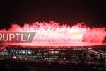 Video: Khai mạc thế vận hội Paralympic 2016 hoành tráng và rực rỡ