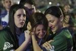 Rơi máy bay ở Colombia: Thân nhân hành khách nổi giận