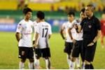 Trọng tài Nguyễn Trọng Thư đã sai khi cho trận TP.HCM vs Long An kết thúc sớm