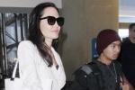 Angelina Jolie bị tố làm giả giấy tờ nhận nuôi Maddox