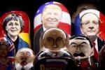 Búp bê truyền thống của Nga phiên bản Donald Trump hút khách