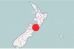 Động đất mạnh 5,5 độ richter ở New Zealand, cách 500 km vẫn cảm nhận được