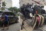 Tài xế Ranger Rover gây tai nạn bỏ trốn khỏi hiện trường