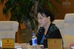 Được Chủ tịch Quốc hội nhắc, Bộ trưởng Nông nghiệp có mặt dự họp