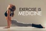 Chữa bệnh bằng tập thể dục