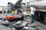 Tai nạn trên cao tốc Trung Lương: Bộ GTVT hỗ trợ gia đình nạn nhân