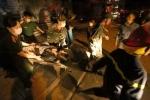 Cháy lớn tại khu đô thị Xa La: Sơ tán người dân sang khách sạn Mường Thanh
