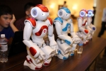 Sắp có robot dạy học tiếng Anh cho trẻ em Việt Nam