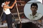 Chồng giết vợ, phân xác giấu dưới hầm cầu: Người thân buột miệng tố giác hung thủ