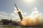 Hệ thống phòng thủ tên lửa THAAD tới vị trí triển khai ở Hàn Quốc