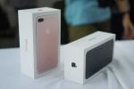 Chưa có chiếc iPhone 7 Jet Black thương mại nào về Việt Nam
