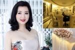 Bất ngờ với nội thất vương giả trong căn biệt thự triệu USD của Hoa hậu Giáng My