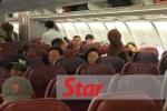 Đại sứ Triều Tiên đem nhiều hành lý, đầu thu TV khi lên máy bay rời Malaysia
