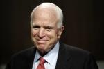 Bất chấp ung thư não, ông John McCain nói 'sẽ sớm trở lại'