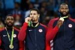 Bảng tổng sắp huy chương Olympic: Mỹ nhất toàn đoàn, Nga vượt Đức nhảy vào top 4