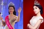 Kỳ Duyên chúc tân Hoa hậu Đỗ Mỹ Linh bản lĩnh, vững vàng