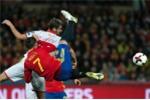 Tây Ban Nha, Italia chia nhau vị trí đầu bảng sau trận thắng