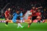 Man City lên nhì bảng, thu hẹp cách biệt với Chelsea