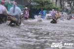 Bão số 4 suy yếu thành áp thấp nhiệt đới
