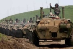 Nga tập trận gần biên giới Ukraine