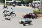 71 vụ tai nạn, 92 người thương vong trong 3 ngày nghỉ lễ