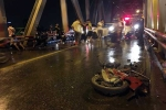 Chạy xe ngược chiều, 3 người chết thảm trên cầu Chương Dương: Tài xế ô tô khai gì?