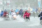 Miền Bắc mưa rào ngày cuối tuần