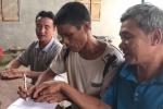 Giả mạo chữ ký để ăn chặn tiền hỗ trợ tái định cư của dân