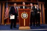 Thượng viện Mỹ thông qua lệnh trừng phạt Nga, Iran và Triều Tiên