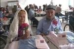 Clip đám cưới của cụ ông 71 và cụ bà 114 tuổi