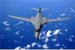 Giữa lúc căng thẳng, Mỹ điều máy bay ném bom áp sát biên giới Triều Tiên