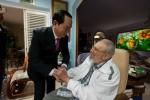 Chủ tịch nước Trần Đại Quang hội kiến Lãnh tụ cách mạng Cuba Fidel Castro