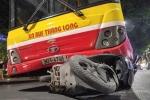 Xác định danh tính nạn nhân bị xe buýt đâm chết ở Hà Nội