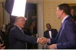 Tổng thống Mỹ: Không có băng ghi âm cuộc nói chuyện với ông Comey