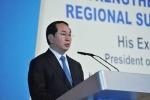 Chủ tịch nước Trần Đại Quang: Nếu xung đột vũ trang ở Biển Đông, tất cả cùng thua