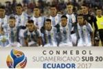 U20 Argentina có thể đấu Công Phượng, Xuân Trường 2 lần trước thềm U20 World Cup