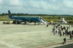 Máy bay Vietnam Airlines lại bị chiếu laser vào buồng lái