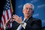 Ngoại trưởng Mỹ: Trung Quốc đã cảnh báo trừng phạt Triều Tiên